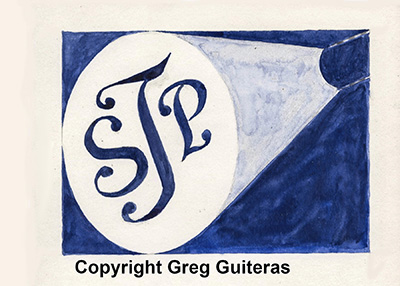 St. Jean's Player's Logo, copyrighted by Greg Guiteras